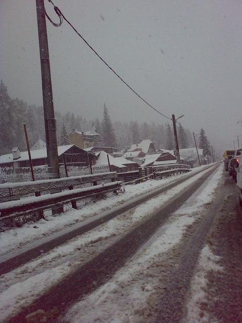 Iarna Romania 2008